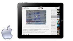 RTV6 News for iPad