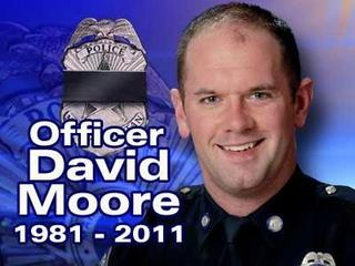 ARCHIVE: Officer Moore's organs give new life