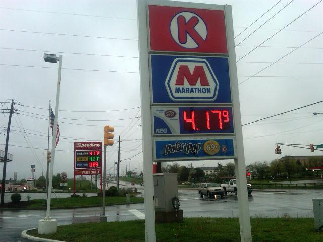 Attorney General Gas Price Hike To $4 17 Justified