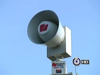 Howard Co. uses digital weather alert system