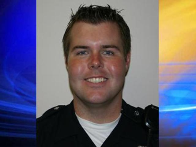 ex-Greenwood Officer Nick Dine arrested on domestic violence charge