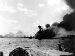 Pearl Harbor ceremony marks 1941 bombing