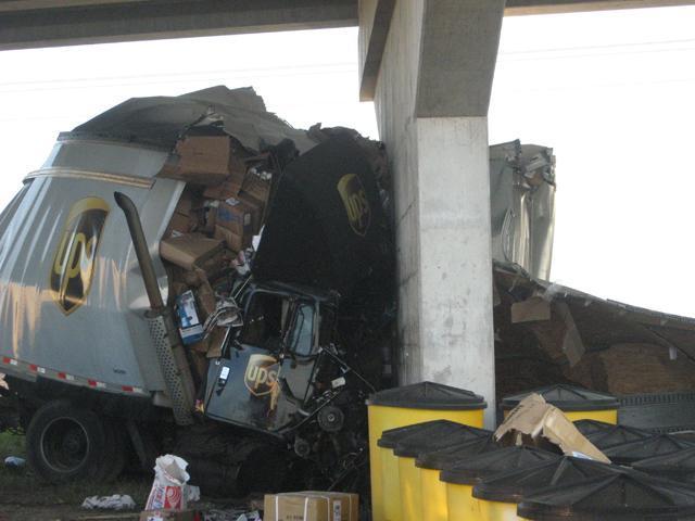 Similiar UPS Driver Accident Keywords