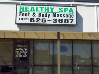 Asian massage centreville