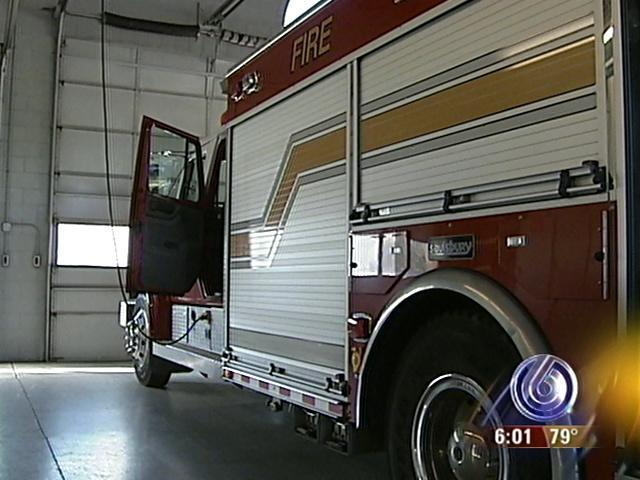 Station Burglarized While Firefighters Out Indianapolis In