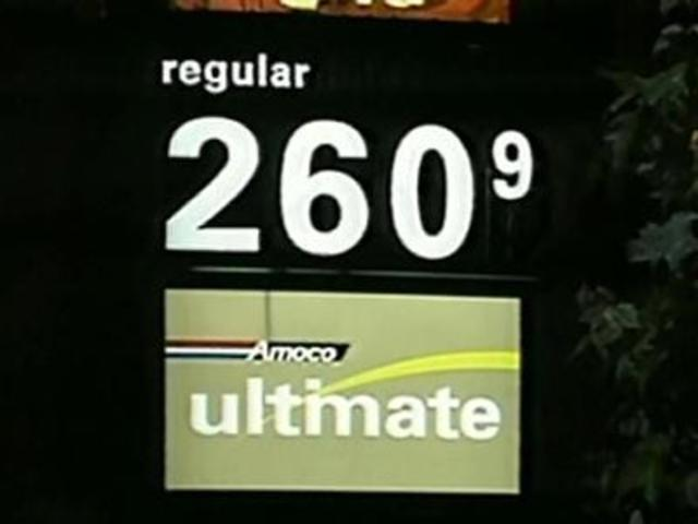 Central Indiana Gas Prices Vary Wildly TheIndyChannel
