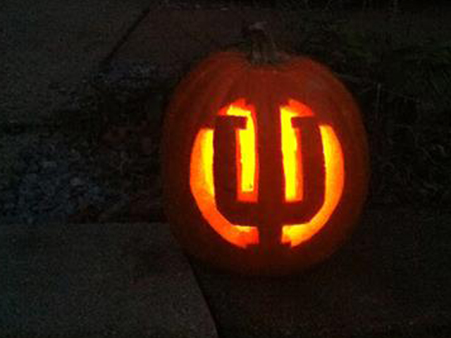 indiana university - Halloween Indiana