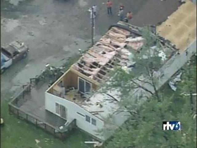 Storm Destroys Homes In Southern Indiana Theindychannel