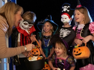 C. Indiana's Halloween Trick-or-Treat times