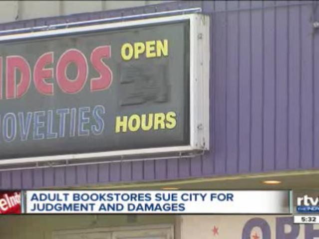 Indianapolis annex adult video store