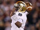 Colts give former ND QB Golson chance to shine