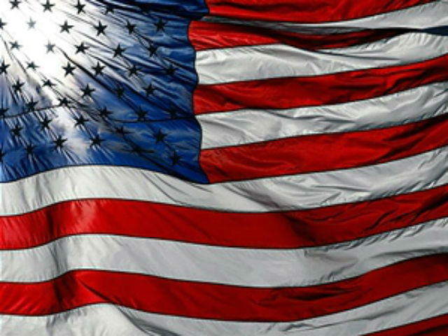 American flag stolen from Bellevue woman's porch