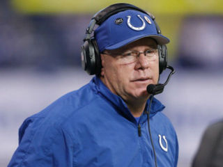 Former Colts coach Bruce Arians hospitalized