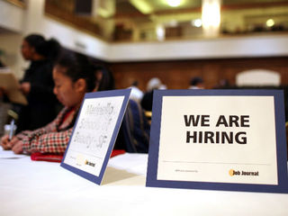 Find a job at the Denver Startup Week job fair