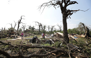 SLIDESHOW: Oklahoma tornado damage