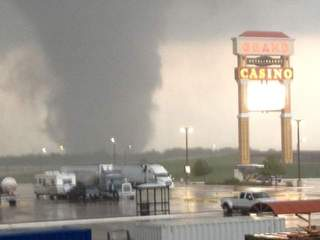 IMAGES: May 19 Oklahoma tornadoes
