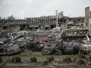 Okla. tornado death toll revised to 24
