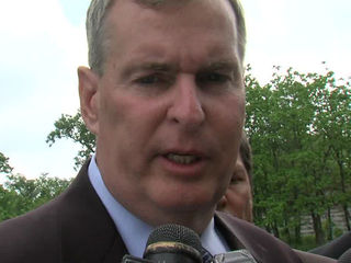 Mayor Ballard reacts to city FBI probe