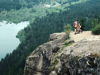 Mountaintop proposal goes viral