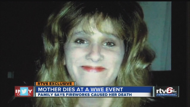A Mother Dies at WWE Event