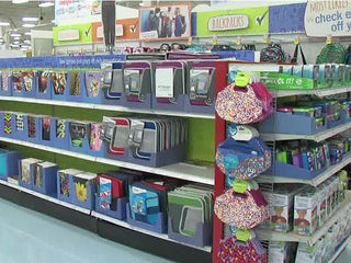Back to school shopping comparison
