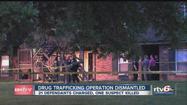"""Citywide drug bust Thursday culmination of """"Operation Five Dollar"""