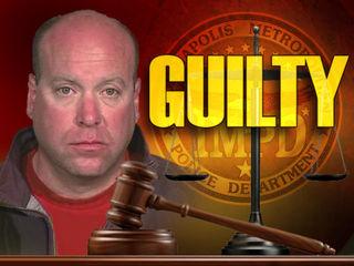 The verdict: David Bisard is guilty