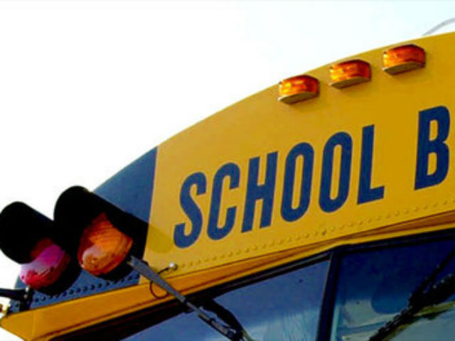 Greeley school bus involved in crash