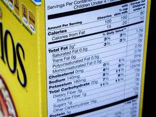 Las nuevas etiquetas alimentarias de...