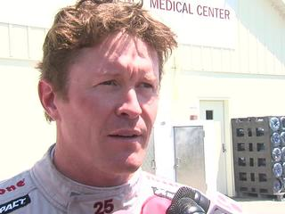Robbery made IndyCar's Dixon feel 'small'