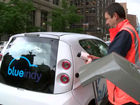 City could change BlueIndy charging locations