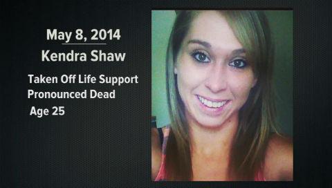 Kendra Shaw May 7