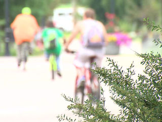 Parking worries spawn 'Bike to the 500' event
