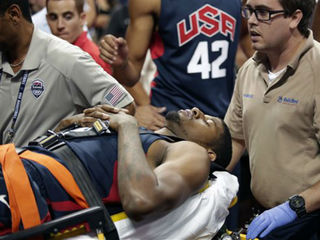 Pacers optimistic after George's leg injury