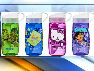 Brita recalling children's water bottles