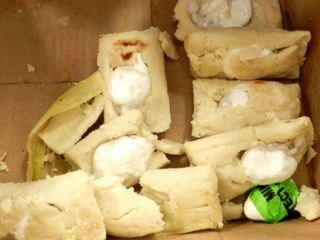 Cocaine-stuffed tamales seized at airport