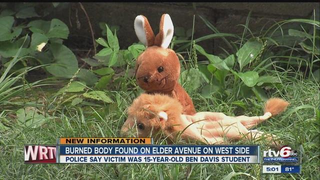 Badly burned body found on west side - TheIndyChannel.com