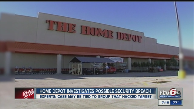 Home depot investigates possible credit card data breach for 0 home depot credit card