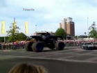 Monster truck crashes into crowd, 3 killed