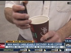 Man claims dead mouse in McDonald's coffee