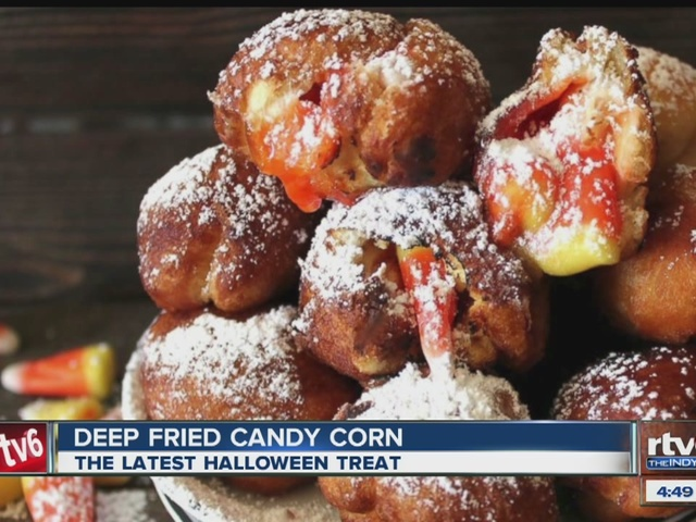 fried candy corn: Blogger behind deep-fried tequila goes to Halloween ...