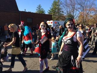 PICS: Irvington Parade|Broad Ripple Zombie Walk