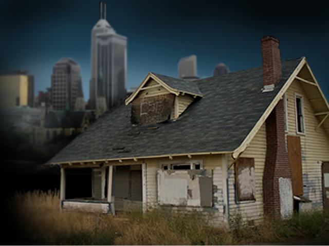 Indiana Allocates 4 Million To 5 Cities To Fight Blight