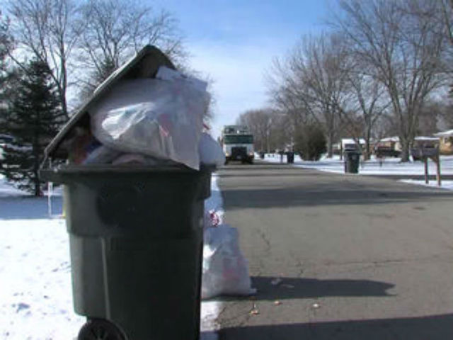 Special city of Auburn trash pickup schedule for Thanksgiving week
