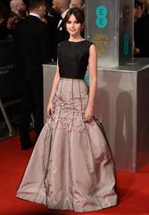 OSCARS: Felicity Jones' red carpet looks