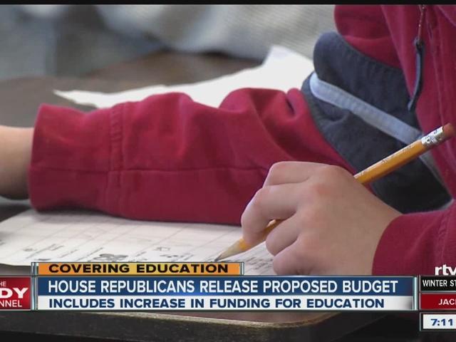 House Gop Budget Plan Calls For School Spending Boost