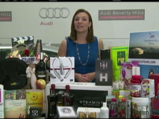 VIDEO: $160K swag bags for losing nominees