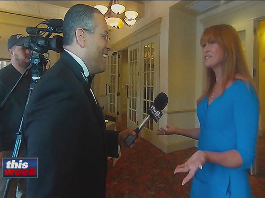 Rafael Sanchez, Jane Seymour talk Oscars on Indianapolis This Week ...