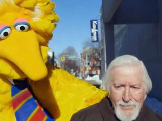 'Sesame Street' spoofs Oscar nominee 'Birdman'