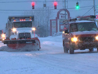 Indy Snow Force activated; DPW filling potholes